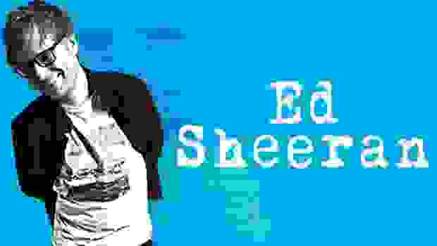 Be at Ed Sheeran in Dunedin