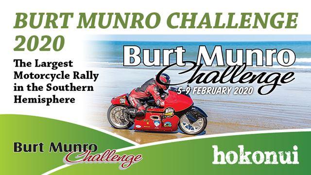 Win your passes to the Burt Munro Challenge